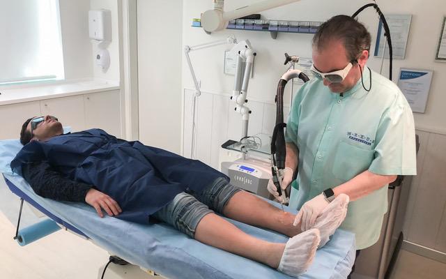 tractament lesions vasculars