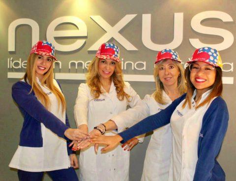 Posa't la gorra Nexus