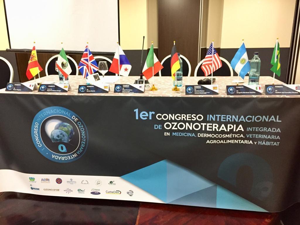 1r congres internacional ozonoterapia