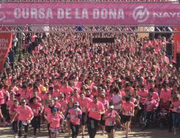 cursa de la dona Lleida