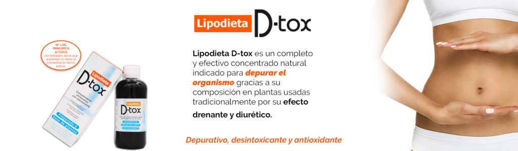 Lipodieta Dtox