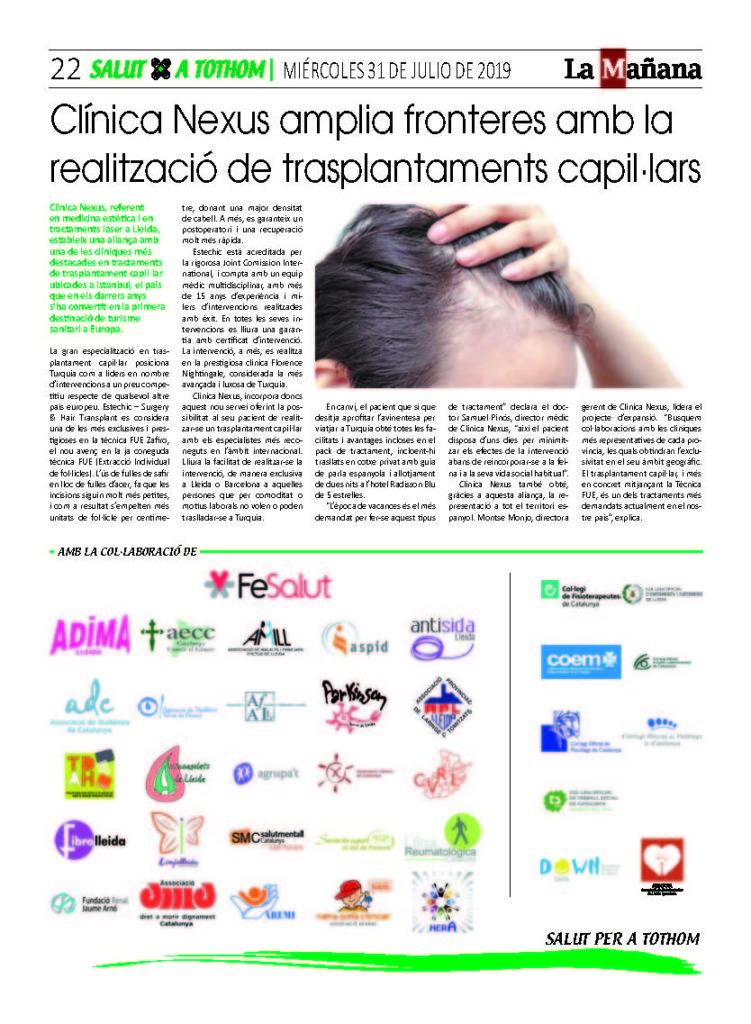 tractament capilar