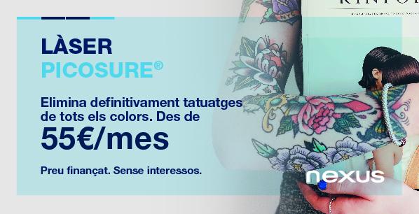 eliminacio tatuatges picosure