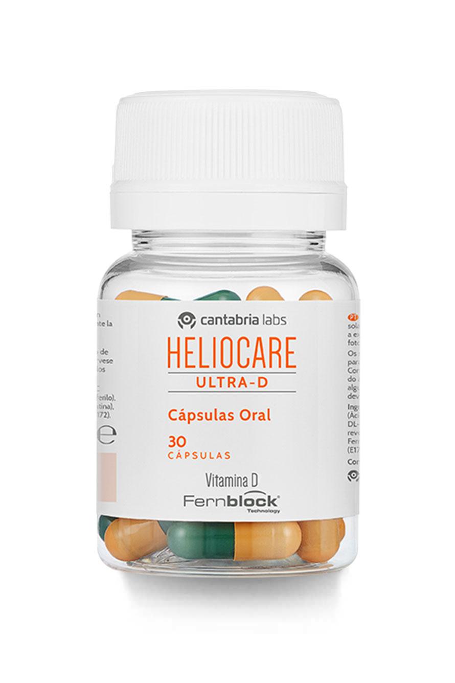 Càpsules Ultra D Heliocare