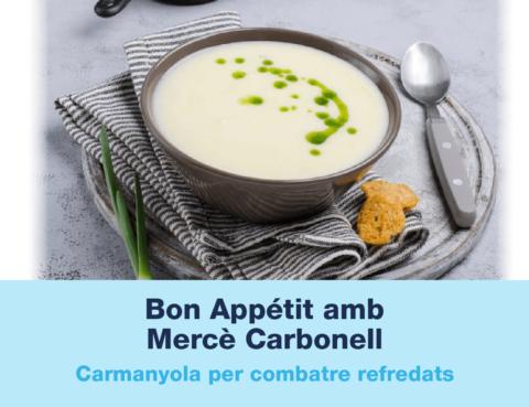 carmanyola per combatre refredats