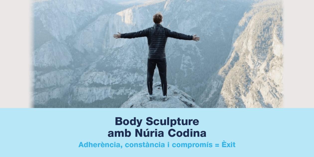 Constància - body sculpture
