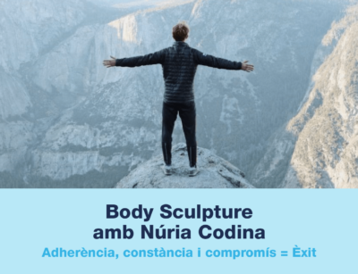 Constància - body sculpture