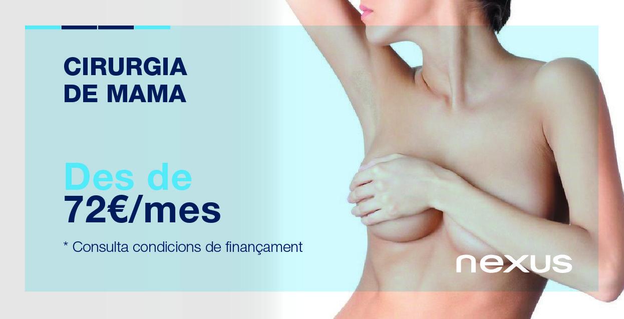 promo cirurgia de mama