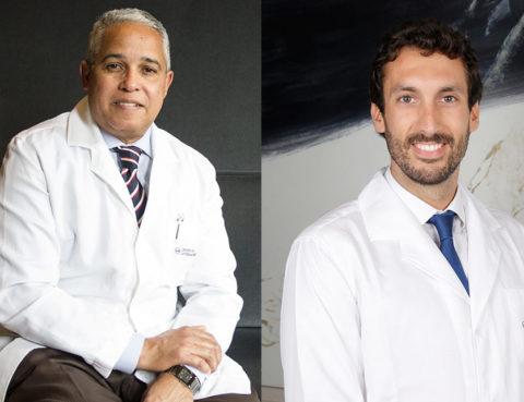 Dr. Fernandez y Dr. Chavarría