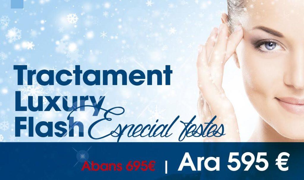 tractament festes flash