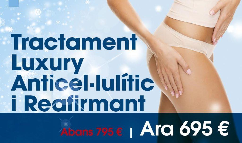 tractament anticelulitic